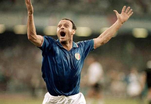 """Poveştile Cupei Mondiale. Toto Schillaci, eroul """"nopţilor magice"""" ale Italiei"""