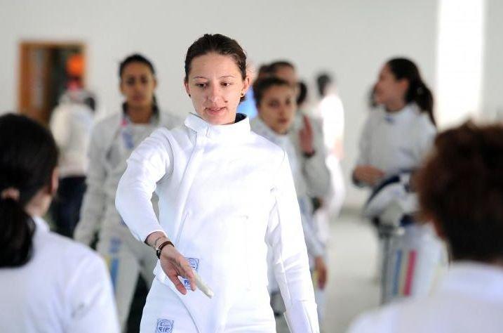 AUR pentru spadasina Ana Maria Brânză la etapa de Cupă Mondială de la Budapesta