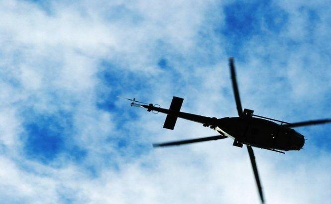 Un elicopter militar s-a prăbuşit în Libia