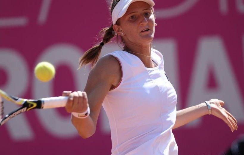 Jucătoarea de tenis Irina-Camelia Begu s-a calificat în turul doi la Rio de Janeiro