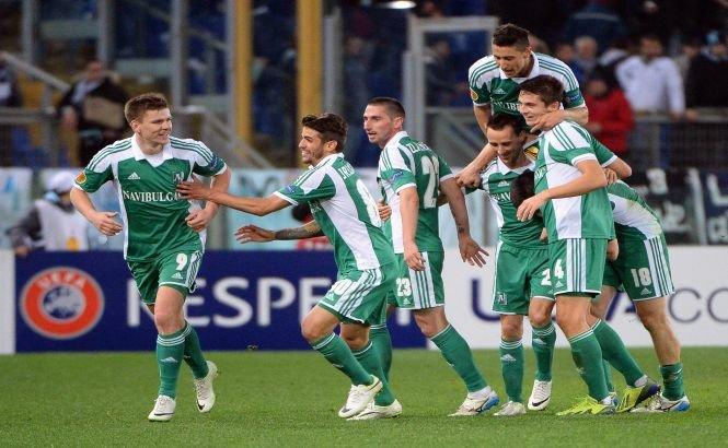 Moţi l-a învins pe Ştefan Radu în duelul românilor din Europa League. Salzburg a produs surpiza serii la Amsterdam
