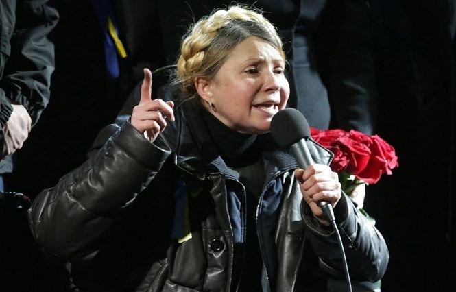 Julija Timosenko kifonta - Cívishír.hu