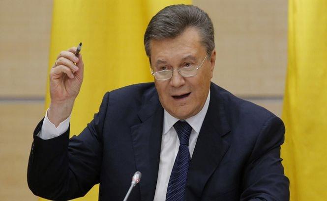 """Ianukovici: """"Voi continua să lupt pentru Ucraina! Cer iertare poporului pentru tot ce s-a întâmplat"""""""