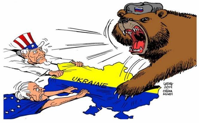Ce se întâmplă de fapt în Ucraina? Depinde pe cine întrebi