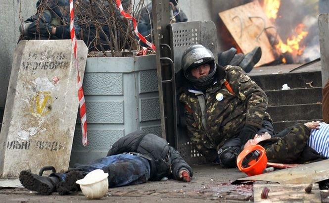Lunetiştii din Maidan erau angajaţi de liderii opoziţiei ucrainene! O interceptare telefonică confirmă această ipoteză