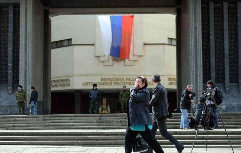 AFP: Simferopol se pregăteşte pentru o victorie a proruşilor