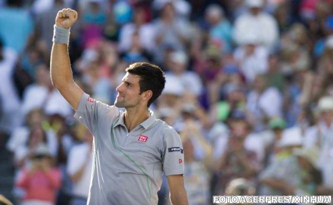 Novak Djokovic şi Flavia Pennetta, campioni la Indian Wells