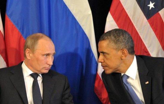 Obama şi Putin au discutat pe tema situaţiei din Ucraina