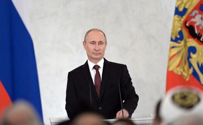 """Putin îi bate pe americani cu propriile declaraţii! """"Singuri au recunoscut statul Kosovo. Care este diferenţa în Crimeea?"""""""