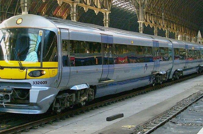 Anunţul neobişnuit făcut de mecanicul unui tren din Marea Britanie