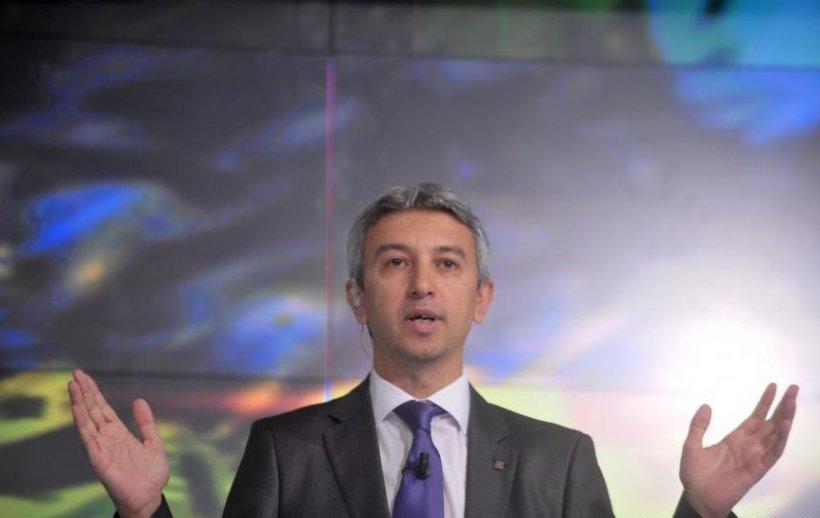 Dan Diaconescu vrea la Bruxelles. Este primul pe lista PPDD pentru europarlamentare
