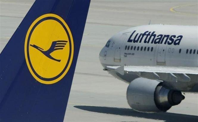 Grevă în Germania. Lufthansa a anulat 600 de zboruri