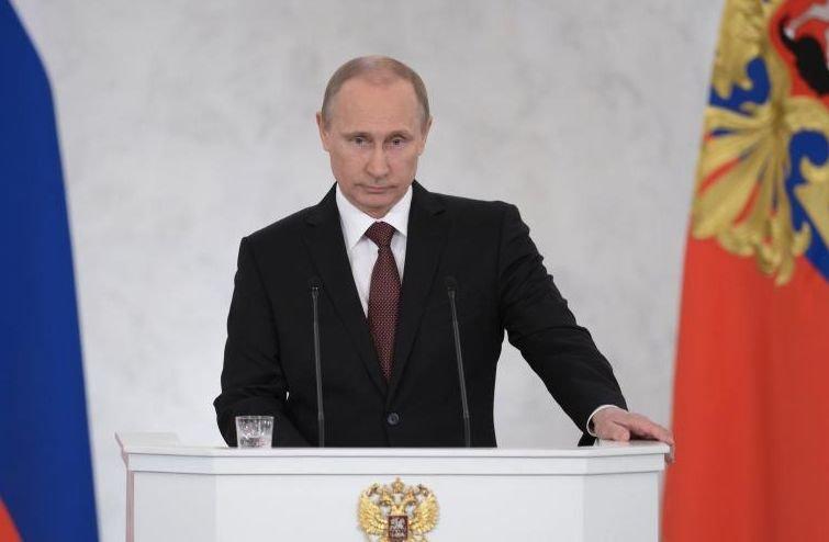 """Vladimir Putin dă asigurări că """"nu are nicio intenţie de a invada estul sau sudul Ucrainei"""""""