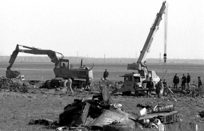 Raportul accidentului de la Baloteşti, public după 19 ani de la nenorocire: defecţiuni la motoare