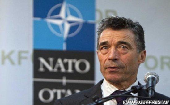 Secretarul general al NATO: Nu pot să confirm retragerea trupelor Rusiei de la graniţa cu Ucraina