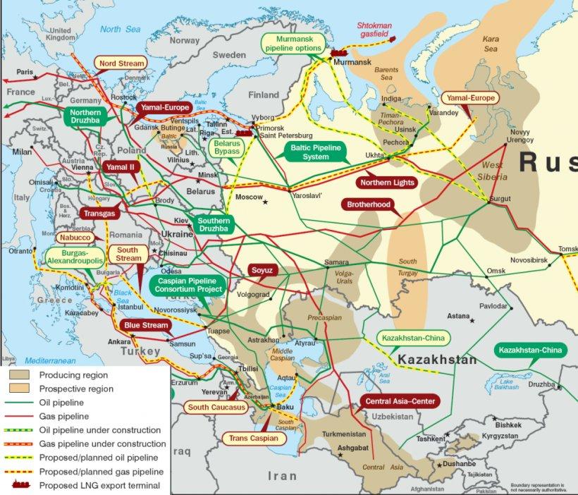 Cum vrea Europa să IZOLEZE Rusia. Planul a fost făcut public