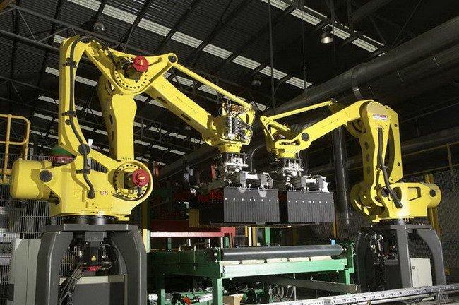(P) Soluţii robotizate prin Regio
