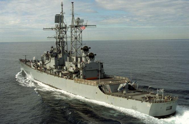 Pentagonul vrea să trimită o navă în Marea Neagră. 67.000 de militari americani, mobilizaţi în Europa