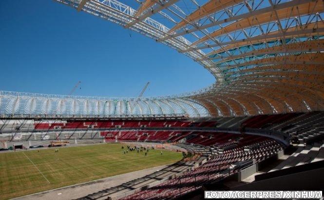 Peste 2,5 milioane de bilete pentru Cupa Mondială din Brazilia au fost deja vândute
