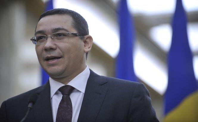 Victor Ponta: Trebuie să creştem bugetul Apărării
