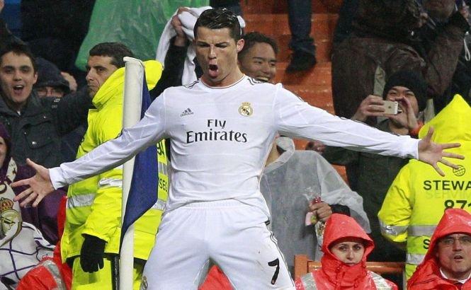 Cristiano Ronaldo a egalat recordul de goluri într-un sezon al Ligii Campionilor, iar Real Madrid este la un pas de semifinale