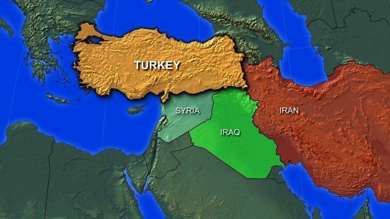Armata turcă a ripostat unor atacuri cu obuze lansate din Siria