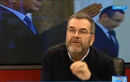 Bogdan Teodorescu: Mircea Diaconu este simbolul a ceea ce ar trebui să fie societatea românească