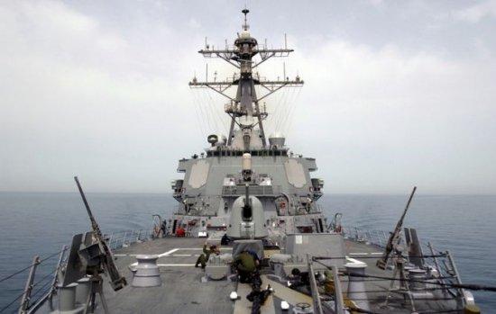 Când va ajunge distrugătorul american USS Donald Cook în Marea Neagră
