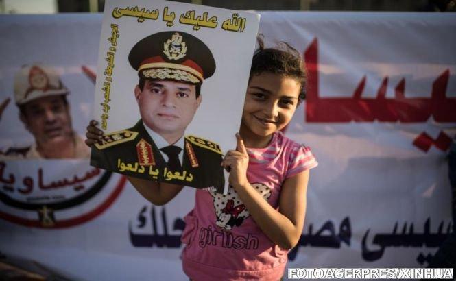 Cel mai vechi partid din Egipt susţine candidatura fostului şef al armatei la alegerile prezidenţiale