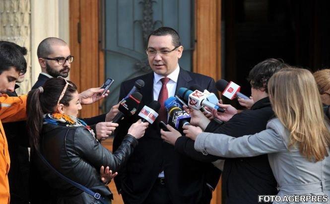 Ponta, despre fondurile europene: În 2014 vom depăşi nu doar ce s-a absorbit în cinci ani, ci şi în 2013