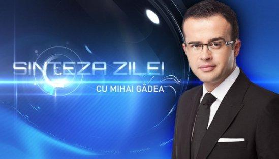 Cea mai puternică echipă de jurnalişti din România vă prezintă laureaţii, în seara asta, la Sinteza zilei