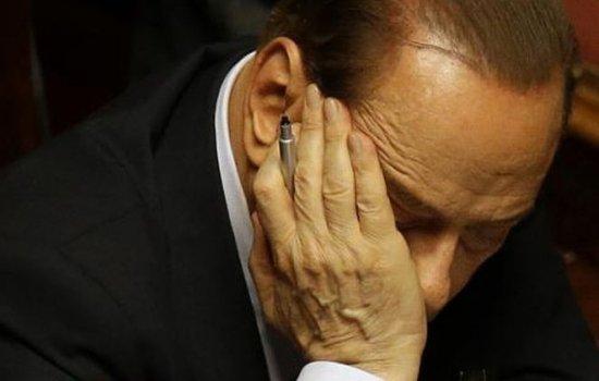 """Emoţii mari pentru fostul premier italian. Silvio Berlusconi va primi azi sentinţa pentru dosarul """"Mediaset"""""""