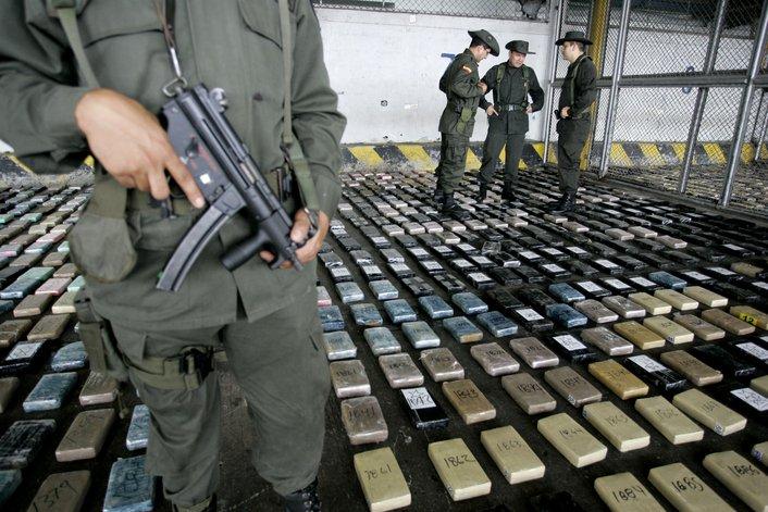 Şapte TONE de cocaină, în valoare de 250 de MILIOANE de dolari, confiscate în port. Ar fi trebuit să ajungă în Olanda