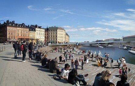 Suedia anunță un nivel ridicat de emigrare în 2013