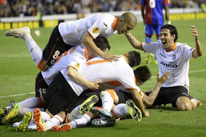 Valencia, Sevilla, Benfica şi Juventus s-au calificat în semifinalele Europa League