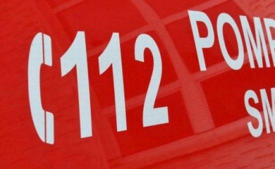 ACCIDENT RUTIER pe DN1B. Patru persoane au ajuns la spital