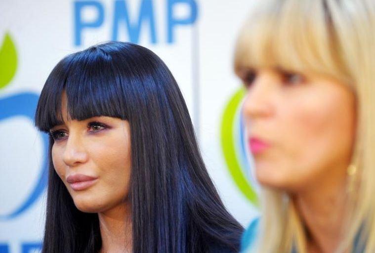 Elena Băsescu încurcă PMP cu PDL