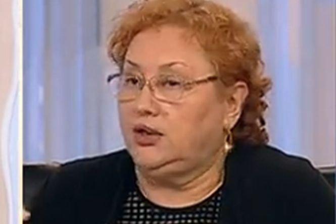 Renate Weber: Horia Georgescu trebuie să aibă o transparenţă totală în legătură cu averea pe care o are