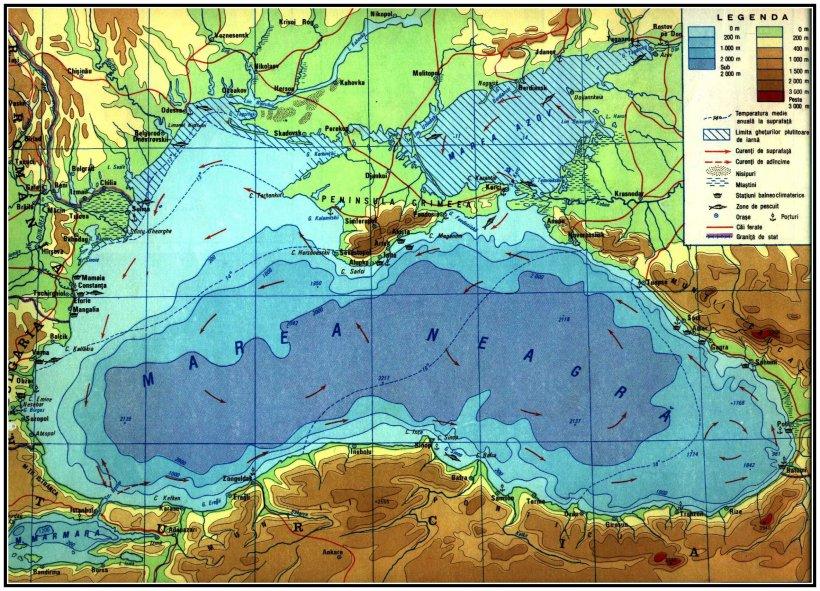 Măsura pe care o ia Franţa, în sprijinul Ucrainei. Va ajunge curând în Marea Neagră