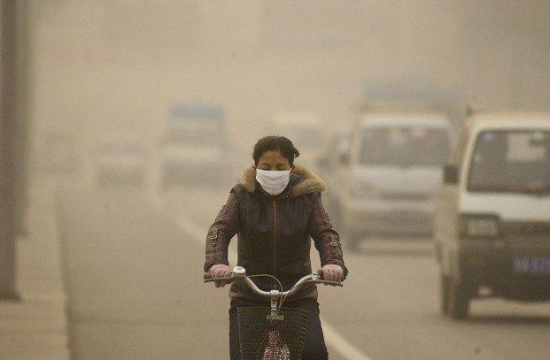 Poluarea din Asia, responsabilă de fenomene meteo extreme