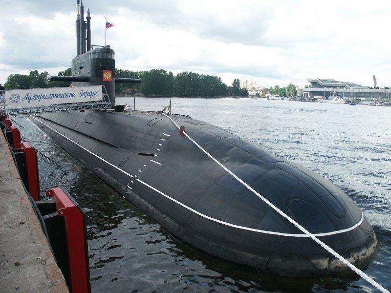 Secretele noilor submarine nucleare ruseşti din clasa Borei