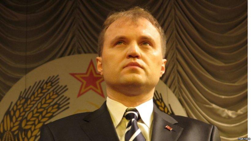"""Evgheni Şevciuk: UE trebuie să recunoască Transnistria dacă doreşte """"pace şi stabilitate"""""""