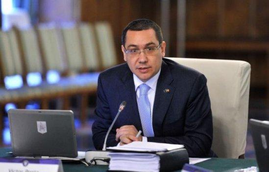 Ponta: Avem banii de pensii şi salarii pentru 2014, orice s-ar întâmpla în Ucraina