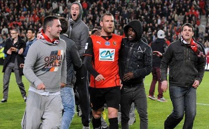 Rennes s-a calificat în finala Cupei Franţei