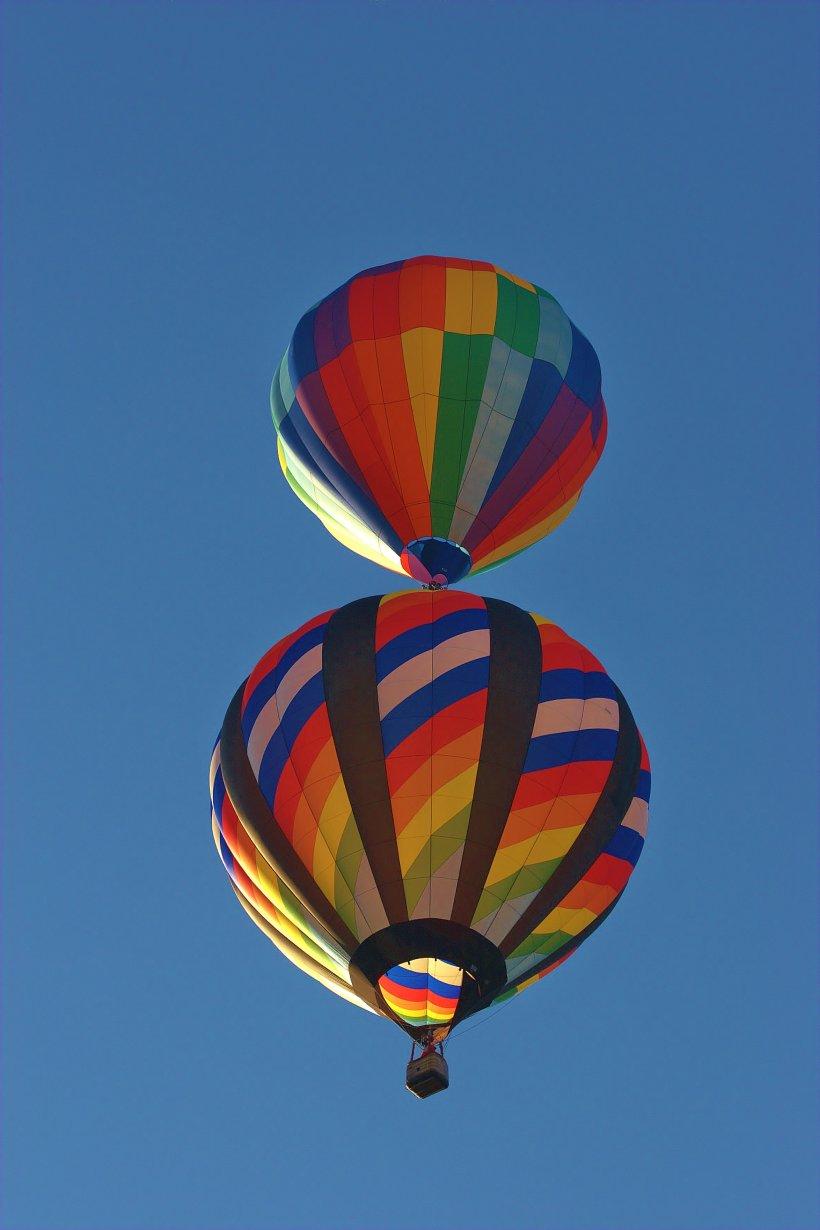 Cu balonul... si alte aventuri in Tunisia!
