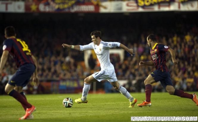 Gareth Bale aduce cea de-a 19-a Cupă a Spaniei pentru Real Madrid