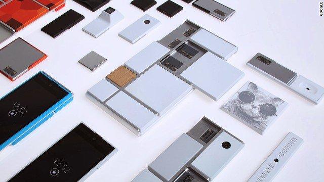 Google pregăteşte un smartphone revoluţionar
