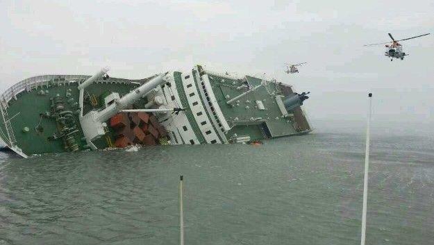 Numărul victimelor în naufragiul feribotului sud-coreean, în creştere