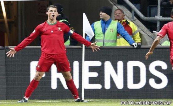 """Cristiano Ronaldo visează la Cupa Mondială: """"Ar fi încoronarea carierei mele"""""""