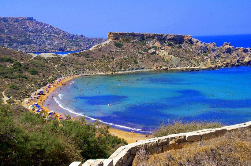 Plaje retrase si restaurante faimoase in Malta